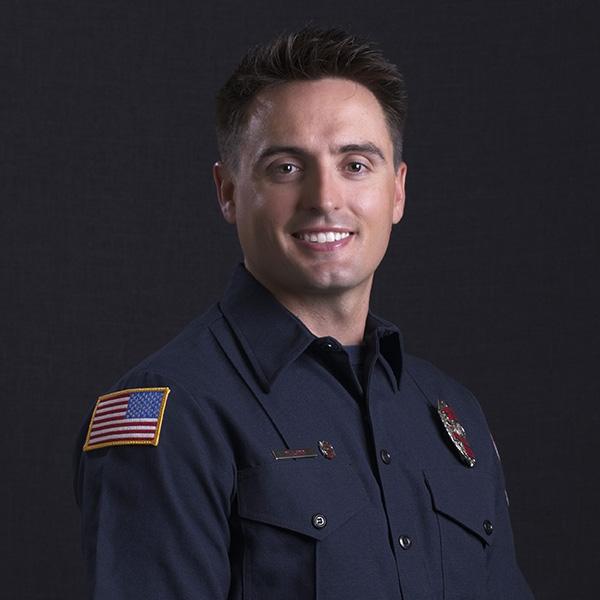 Fire Medic Headshot