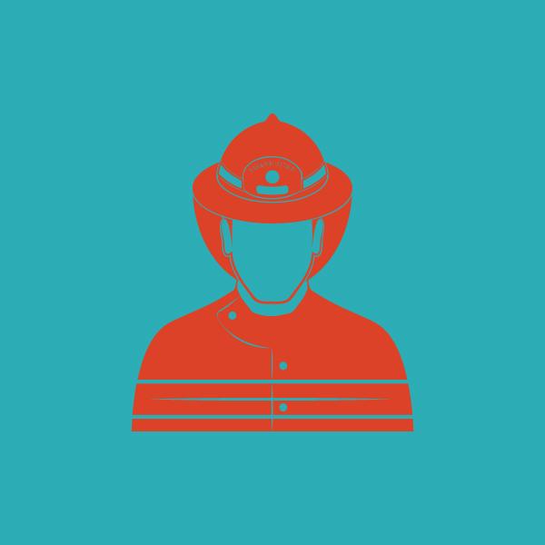 fire fighter avatar